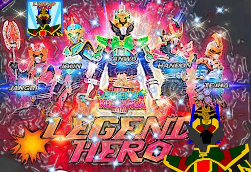 Dream Battle Legends Heroes 2 1.2 screenshots 8