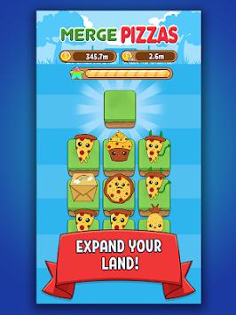 Merge Pizza - Kawaii Idle Evolution Clicker Game APK Latest