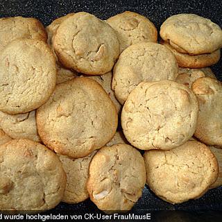 Peanut - Cookies Recipe