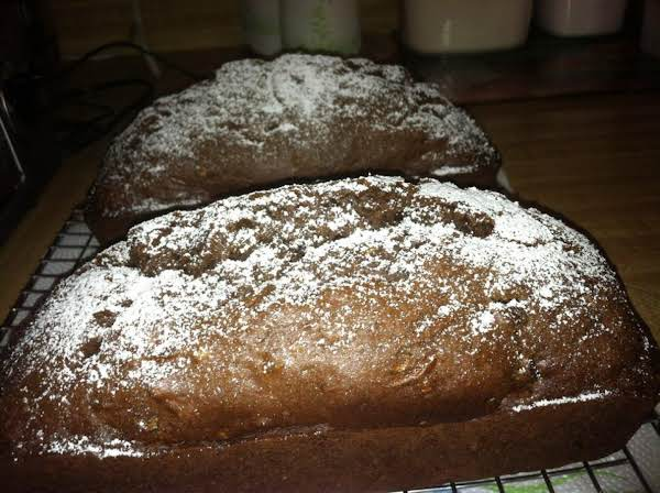 Chocolate Zucchini Bread/cake Recipe
