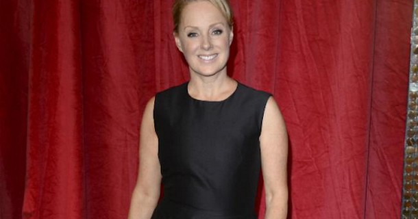 Sally Dynevor 'angry' about domestic violence abusers