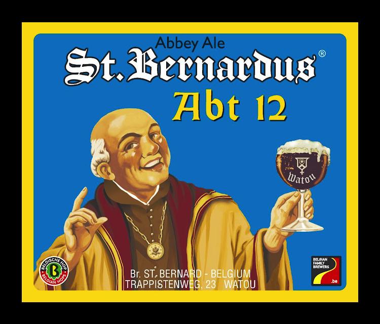 Logo of St. Bernardus Abt. 12