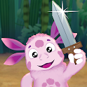 Moonzy: Heroic Tales! Child Games with Luntik! icon