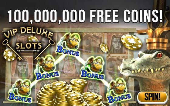 Slots: VIP Deluxe Slot Machines Free - Vegas Slots