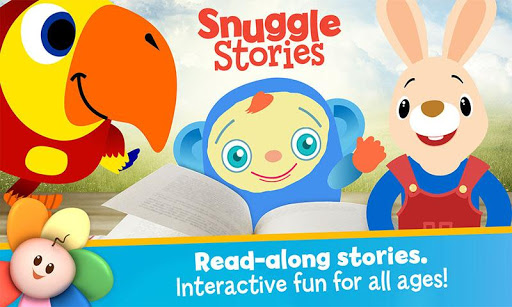 Snuggle Stories Books for kids|玩教育App免費|玩APPs