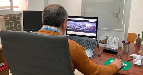 Charlas telemáticas sobre el 'uso y abuso' de las nuevas tecnologías
