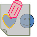 Tracing Paper (trace and draw) icon