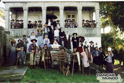 Rancho Folclórico da Casa do Minho em Lisboa - LISBOA