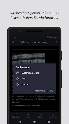SZ.de - Nachrichten - Süddeutsche Zeitung 12.0.0 screenshots 11