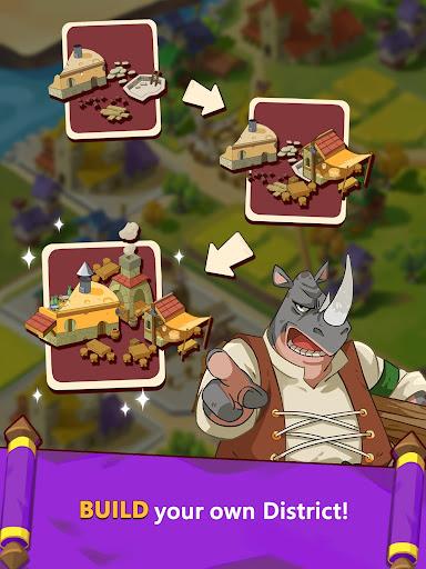 Kingdomtopia: Idle Animal Tycoon screenshots 11