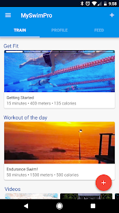 MySwimPro Swimming Workout Log- screenshot thumbnail