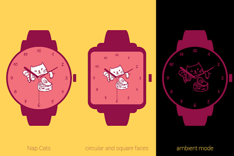 How to get Hungry Cats Watch Face patch 1.0 apk for android