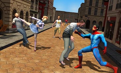 Fidget Spinner Super Hero - náhled
