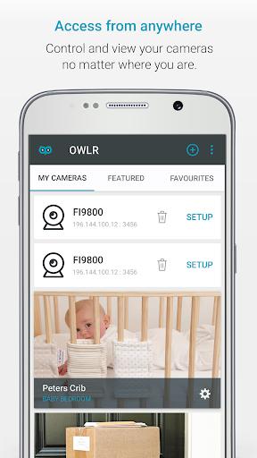 D-Link IP Cam Viewer by OWLR