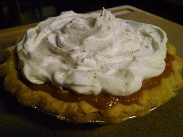 Grouchy Husband Pie Recipe