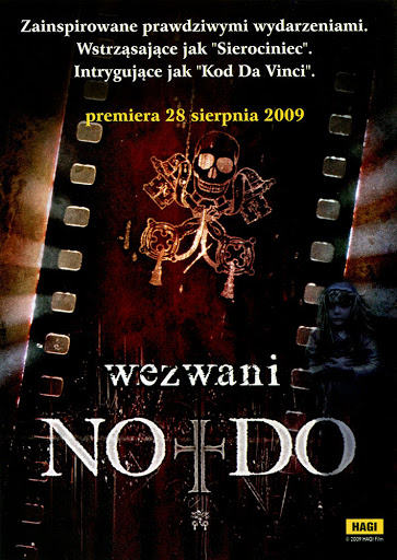 Przód ulotki filmu 'No-Do. Wezwani'