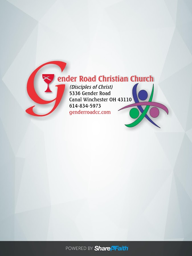 Gender Road Christian Church- screenshot