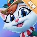 Kitty City: Kitty Cat Farm Simulation Game icon