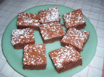 Black Russian Brownies Recipe