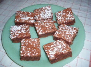 Black Russian Brownies Recipe