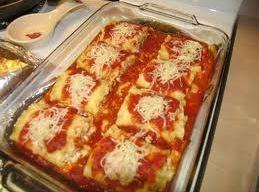 Russ's Mexican Lasagna Recipe