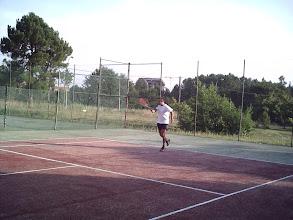 Photo: Troneo de tenis 2007