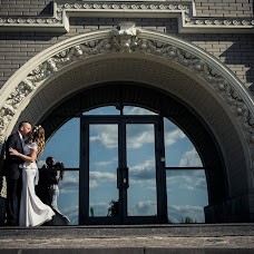 Wedding photographer Ramis Nazmiev (RamisNazmiev). Photo of 21.06.2016