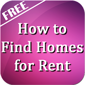 How to Find Homes for Rent