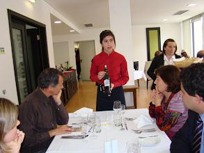 Photo: Foram servidos vários vinhos