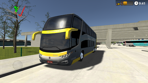 The Road Driver - Truck and Bus Simulator apklade screenshots 2