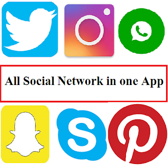 All Social Network in one app