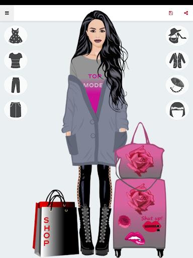 Fashion Superstar Dress Up 1.3.4 screenshots 7