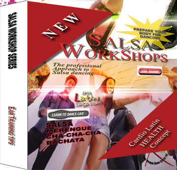 Hot Latin Dance Workshops