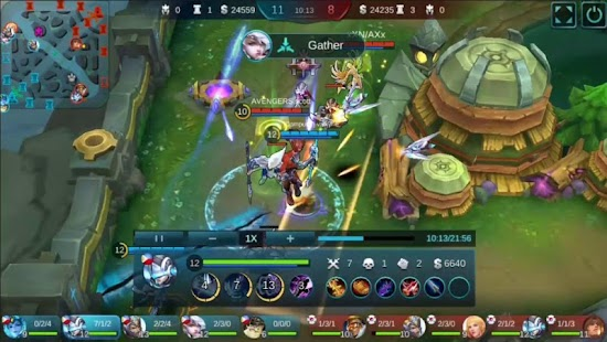 Mobile Legends Games Tricks - náhled
