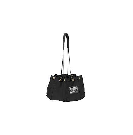 6 Pocket Nail/Screw Bag (Black)