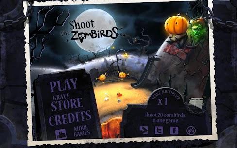 Shoot The Zombirds MOD Apk 1.14 (Unlimited Money) 1