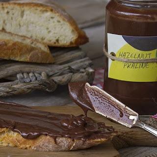 Hazelnut Chocolate Praline Spread