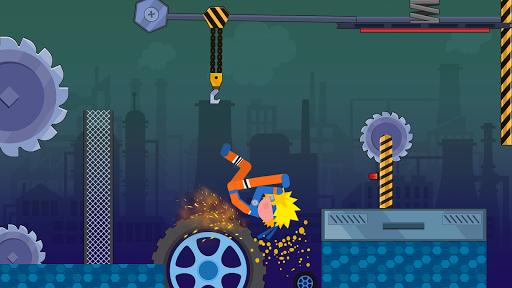 Stickman Destroy - Super Warriors Destruction screenshot 4