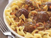 Hungarian Meatball Stew Recipe