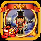 # 161 Hidden Object Games New Christmas Nutcracker icon