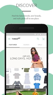 thredUP - Shop + Sell Clothing- screenshot thumbnail