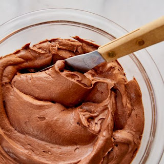Chocolate Whipped Cream Frosting Recipe
