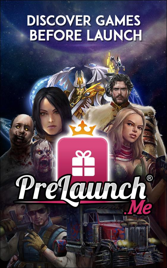 PreLaunch.Me - Upcoming Games- screenshot