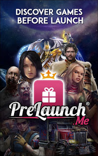 PreLaunch.Me – Upcoming Games 2
