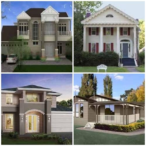 3d home exterior design ideas android apps on google play for Exterior house design app