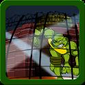 Ninja Turtle: Escaping Prison icon