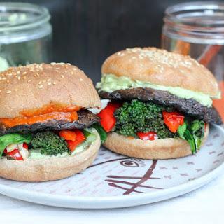 Vegan Mushroom Burger Recipes