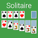 Solitaire: classic card game icon