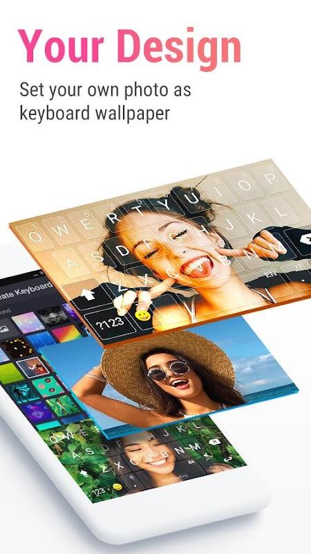 RainbowKey Keyboard screenshots