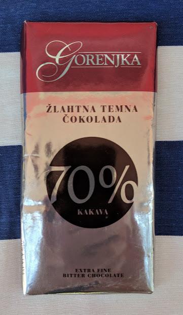 70% gorenjka bar